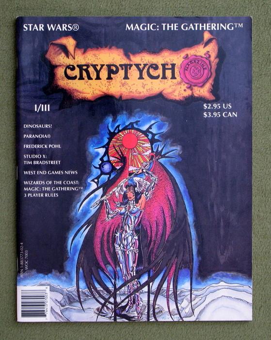 Image for Cryptych Magazine (I/III)