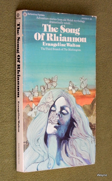 Image for The Song of Rhiannon