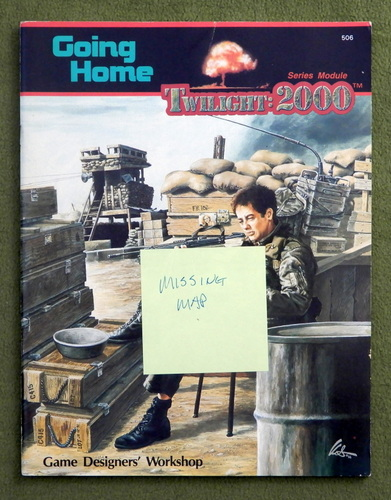 Image for Going Home (Twilight: 2000) - NO MAP