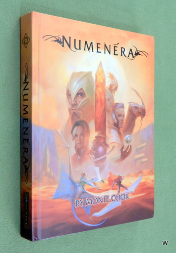 Image for Numenera Corebook - NO POSTER