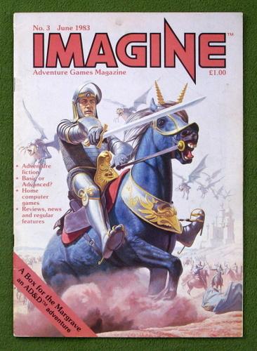 Image for Imagine Magazine, Issue 3