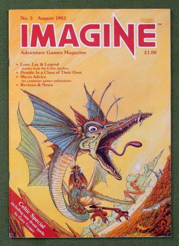 Image for Imagine Magazine, Issue 5