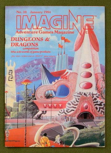 Image for Imagine Magazine, Issue 10