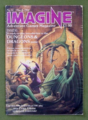 Image for Imagine Magazine, Issue 12 - WATER DAMAGE