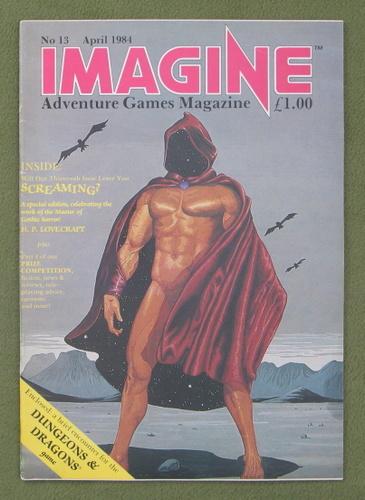 Image for Imagine Magazine, Issue 13