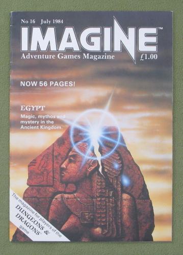 Image for Imagine Magazine, Issue 16