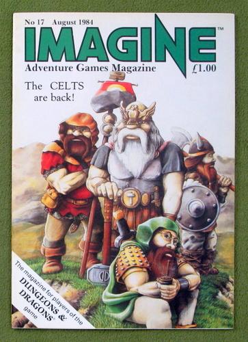 Image for Imagine Magazine, Issue 17