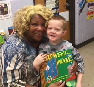 Read Aloud of Fayette County Hosts Four Snuggle and Reads