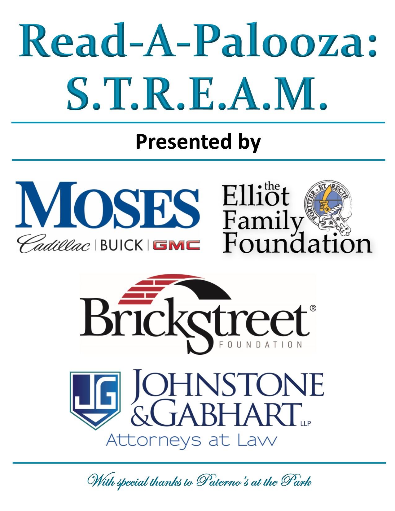 Sponsor Logo poster for website