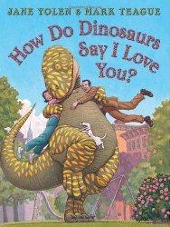 dinosaurs say i love you