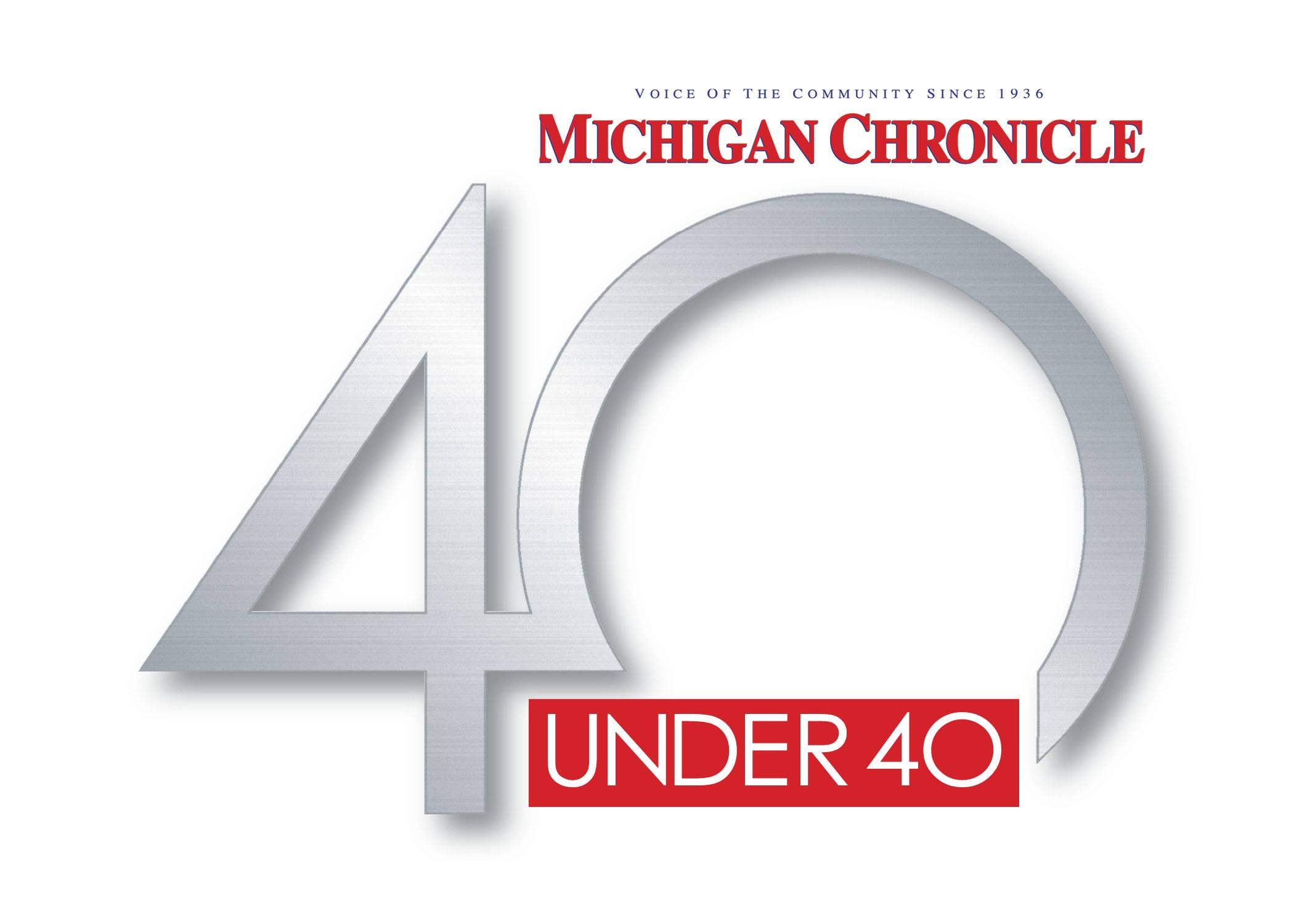 40Under40 Logo