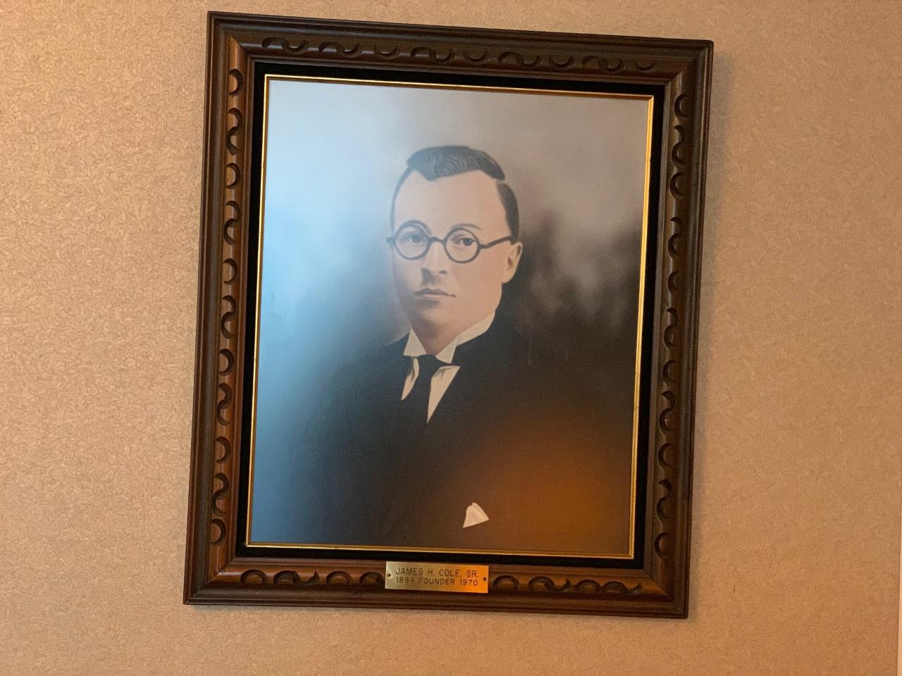 James H. Cole 3