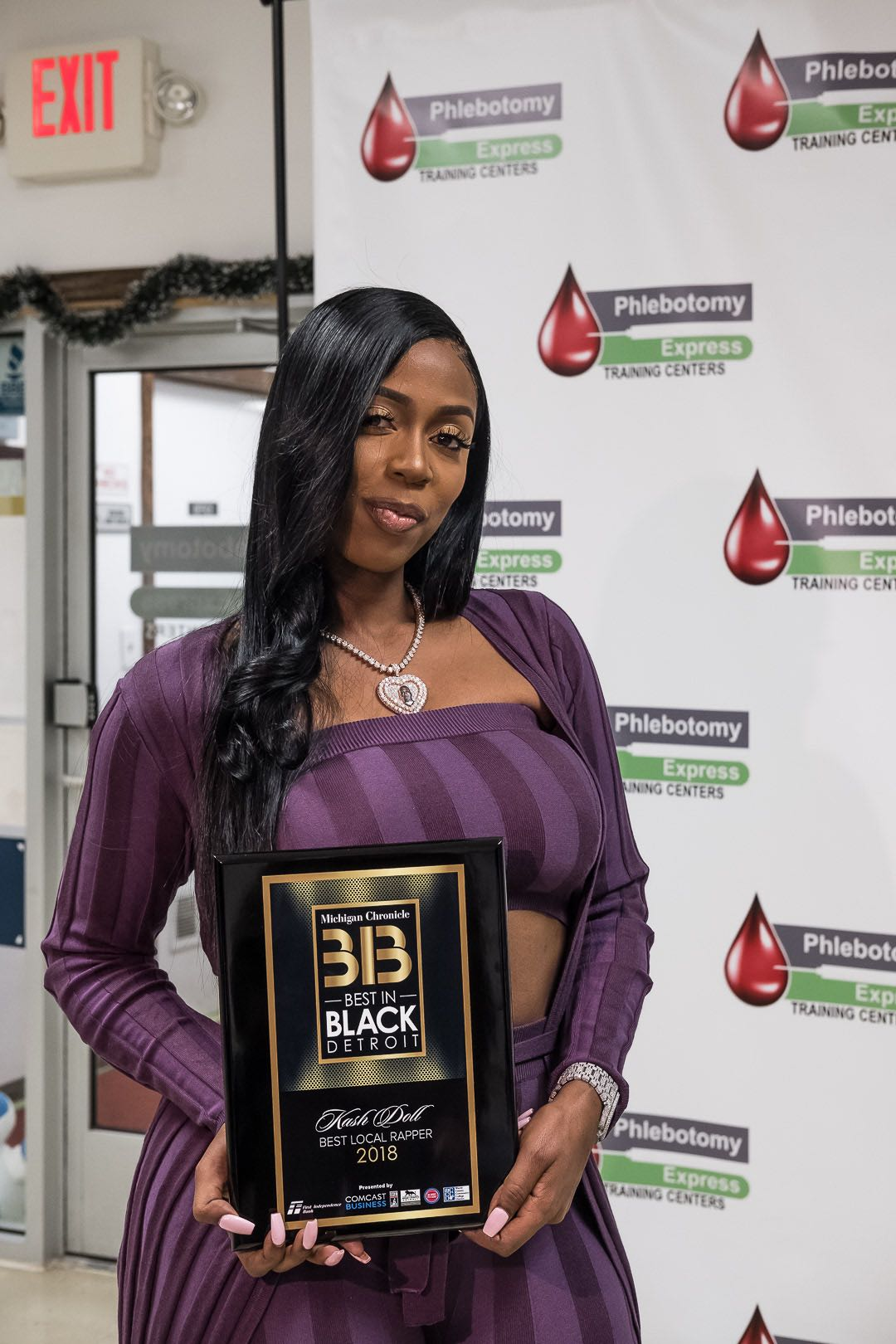 Run Me My Money: Kash Doll gave four Detroiters scholarships