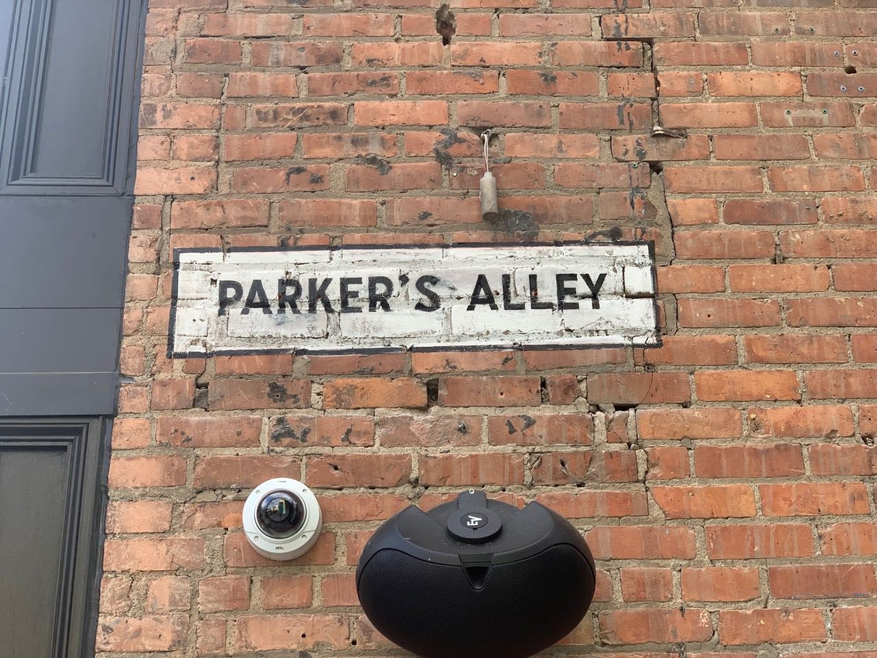 Parker's Alley