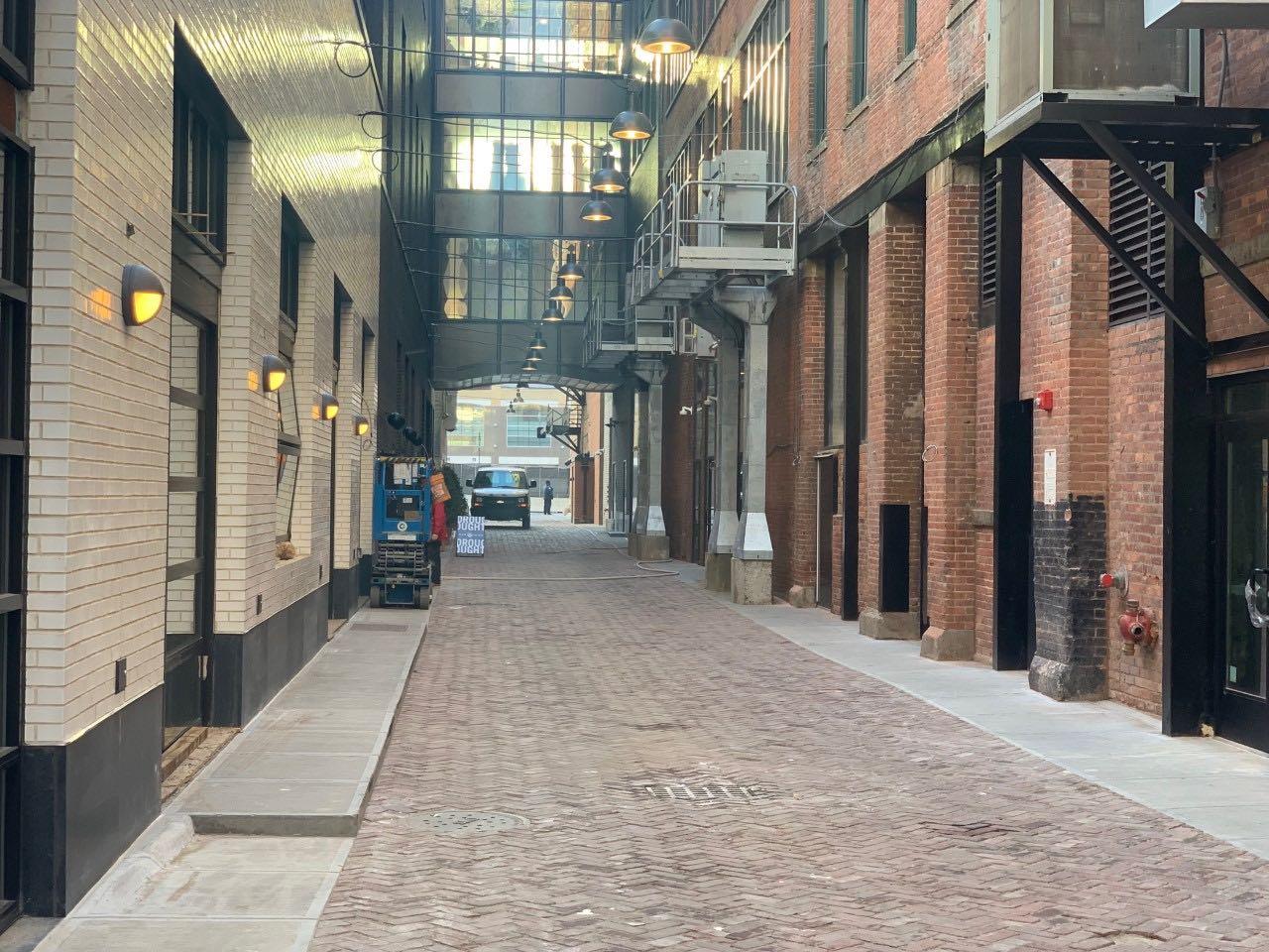 Parker Alley