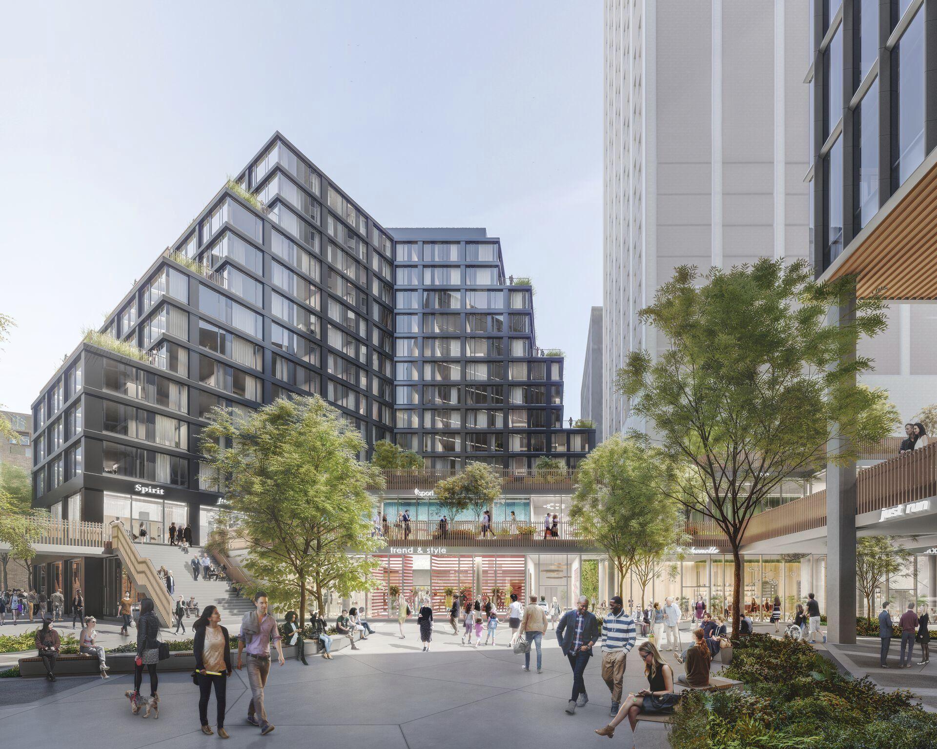Monroe Blocks 4_residential building