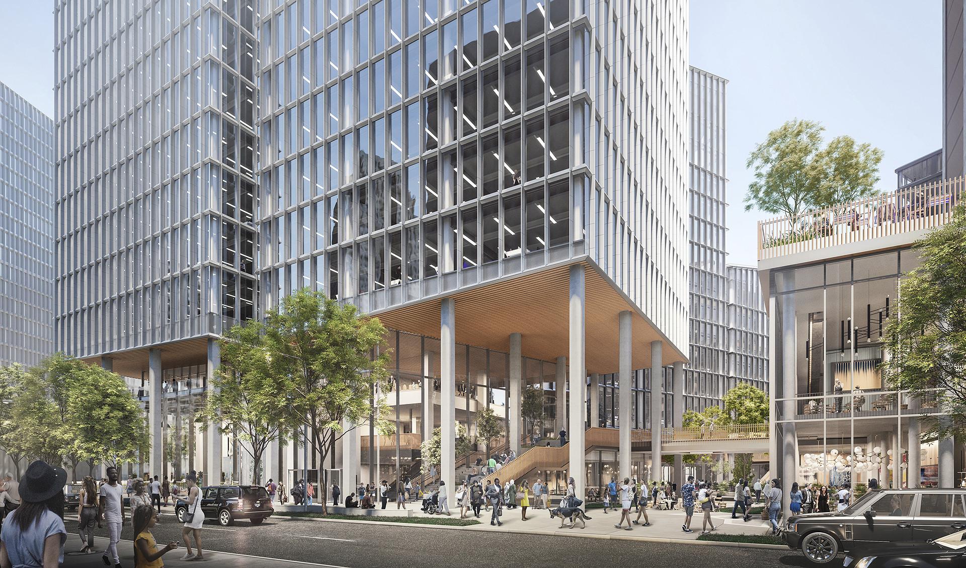 Monroe Blocks_Cadillac Square view