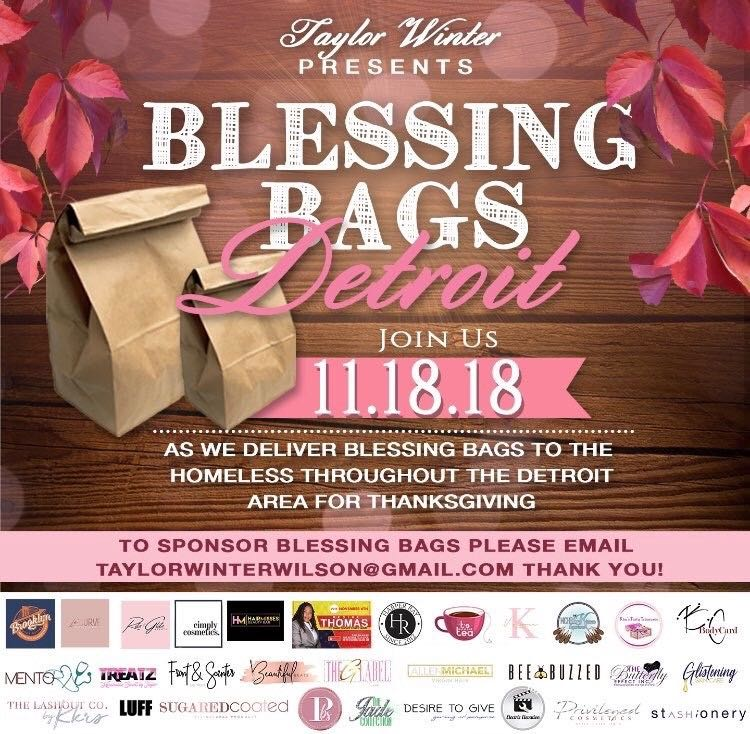 Blessing Bags 3