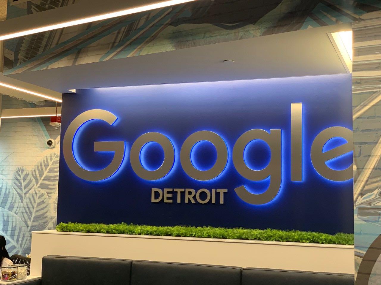 Google Detroit