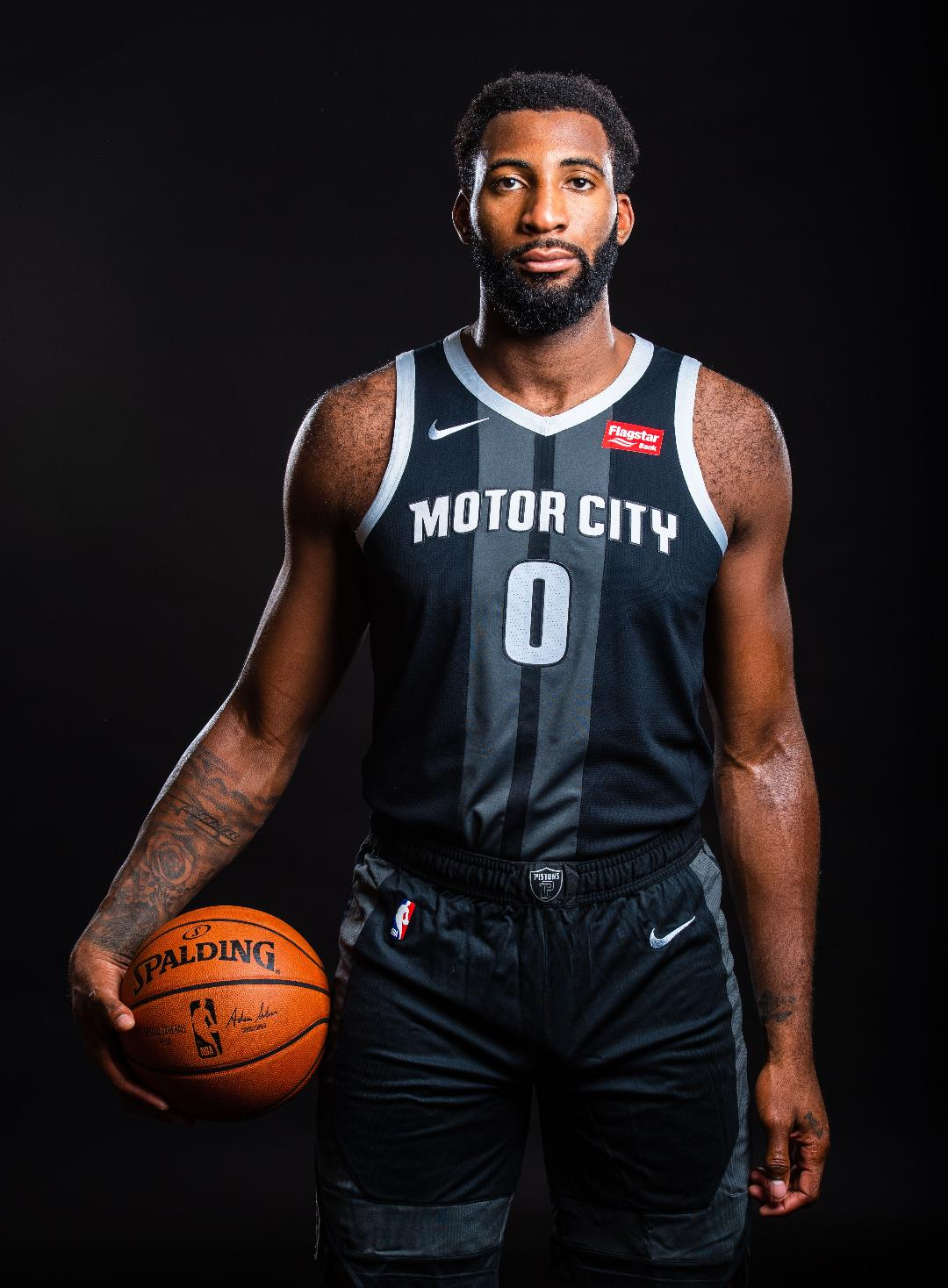 """best loved c8f3c af4ad Pistons unveil new-look Nike City Edition """"Motor City ..."""