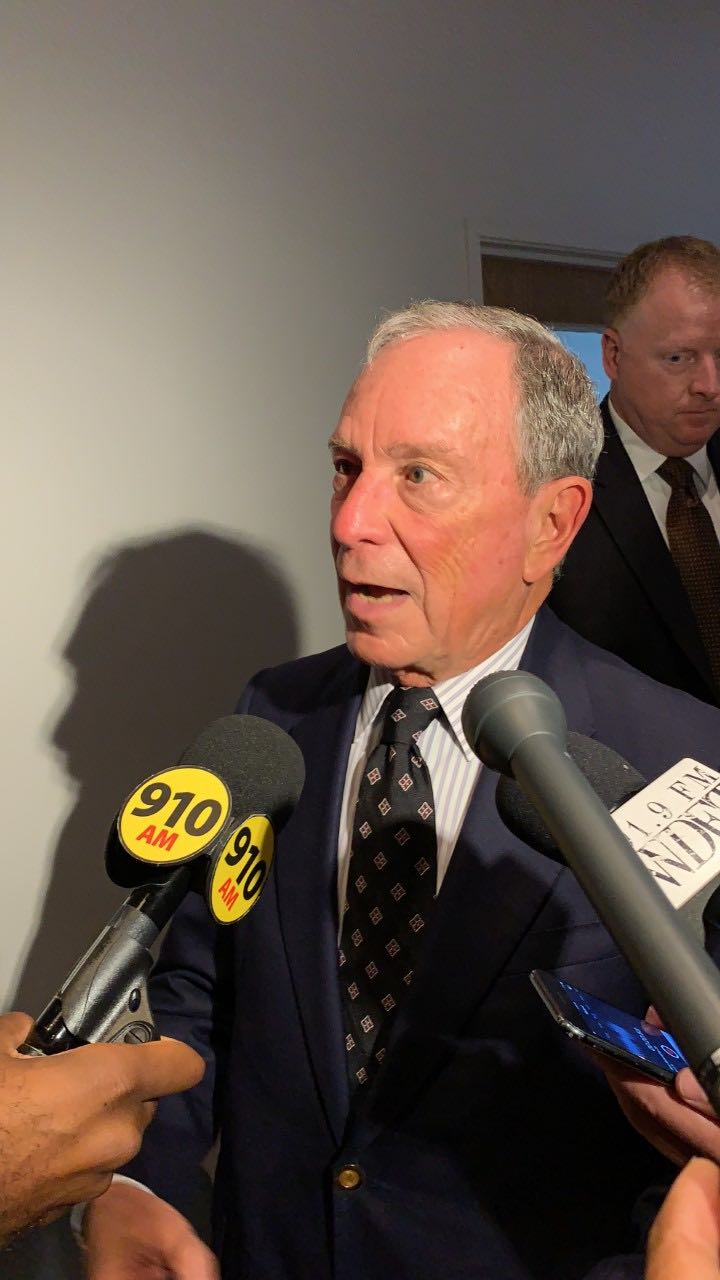 Michael Bloomberg 1
