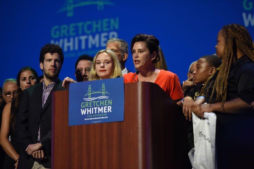 Gretchen Whitmer 2