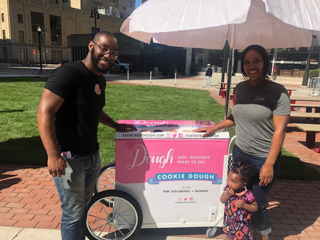 Detroit Dough