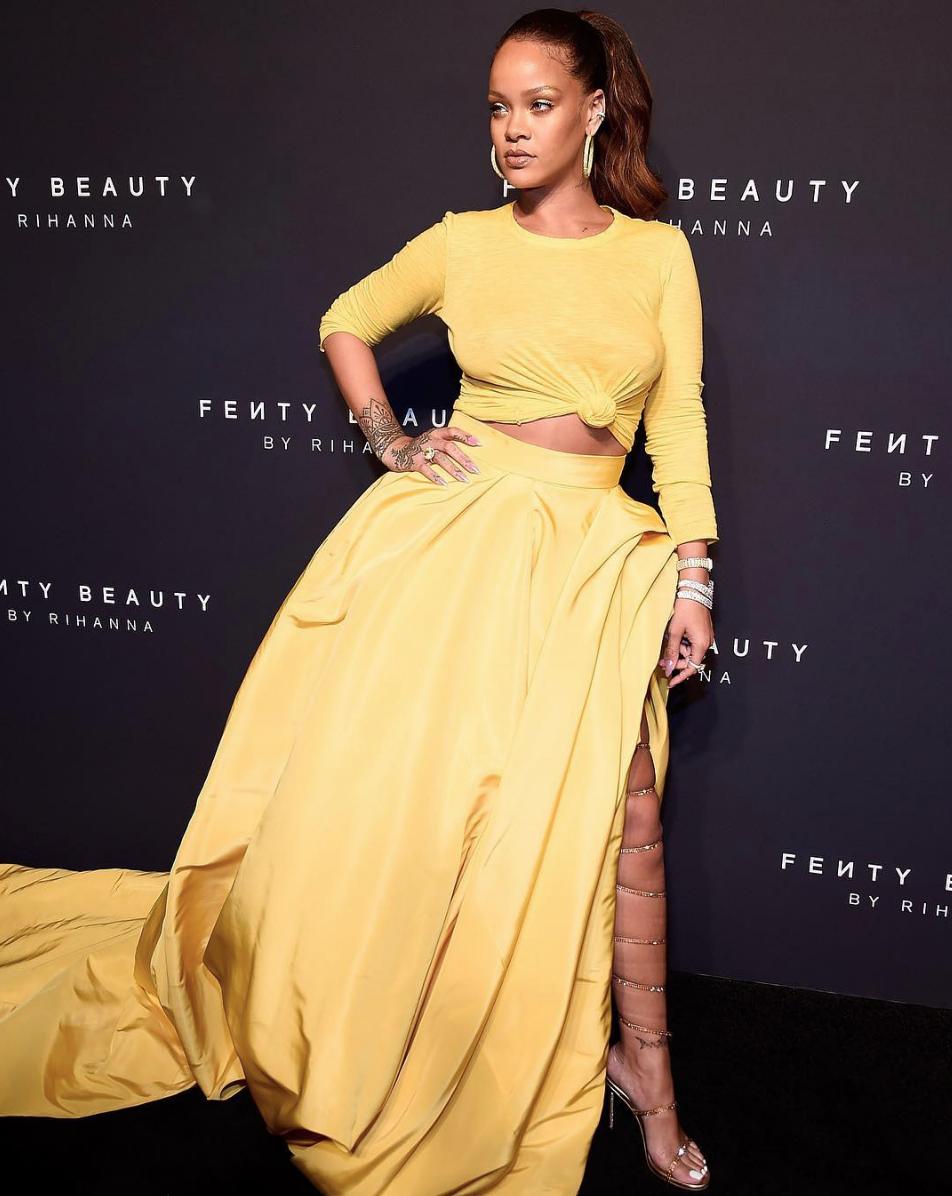 Rihanna's Fenty Beauty Gives Black Girl Shade! | The Michigan Chronicle