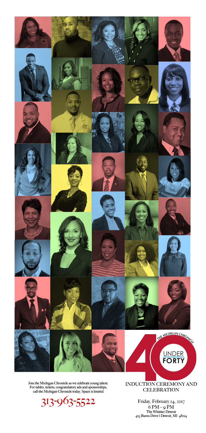 40 Under 40 Full Page Ad