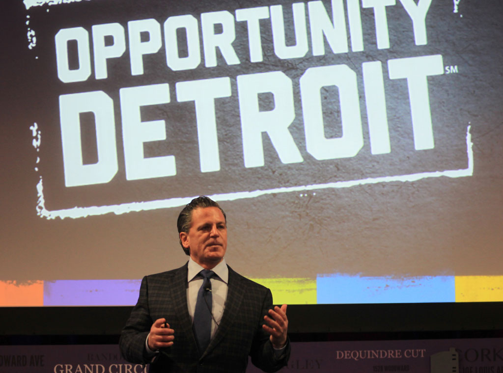 Dan Gilbert --IMAGE: Jason Kryk/The Windsor Star