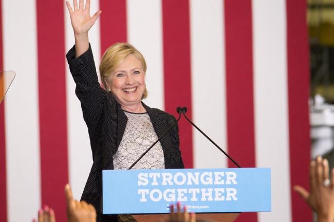Hillary Clinton montez