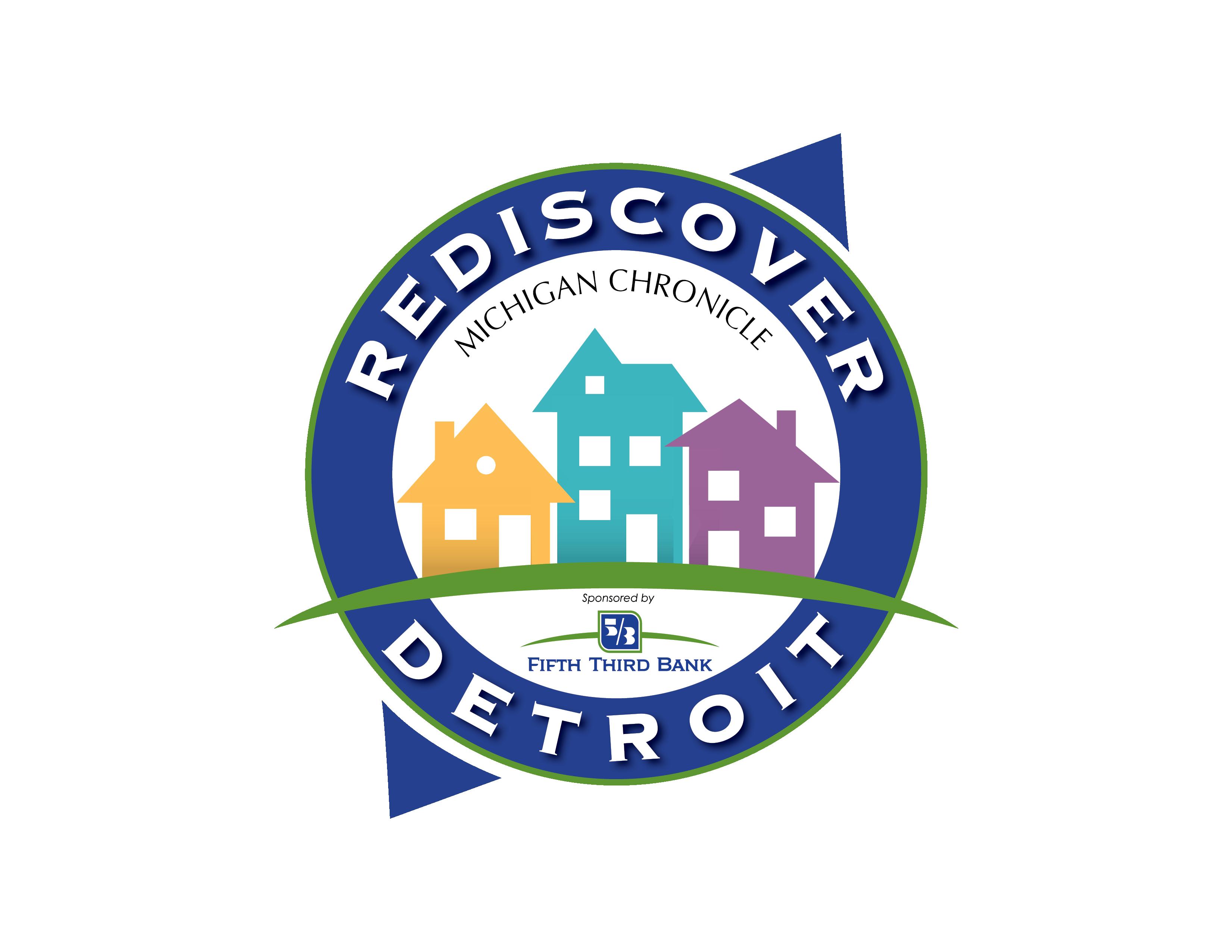 RediscoverDetroit Logo