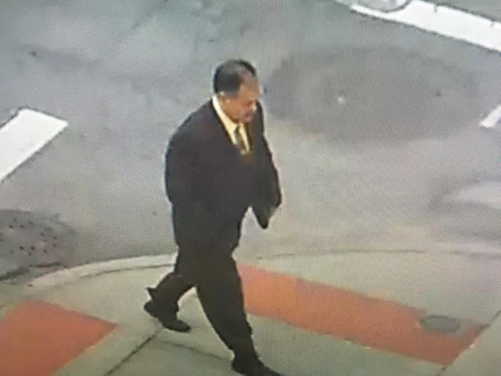 Person of interest wanted for questioning in Coleman A. Young Municipal Center security breach. (Photo: Detroit Police Department)