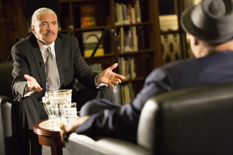 Huel Perkins interviews Walter Mosley