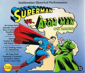 Superman Vs Atom Man