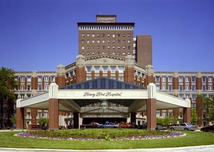 Henry Ford_Hospital_Exterior