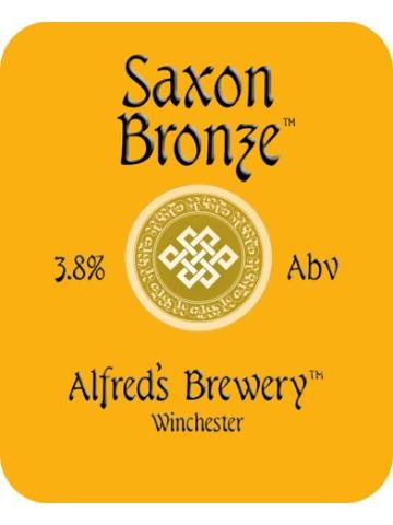 Alfred's - Saxon Bronze