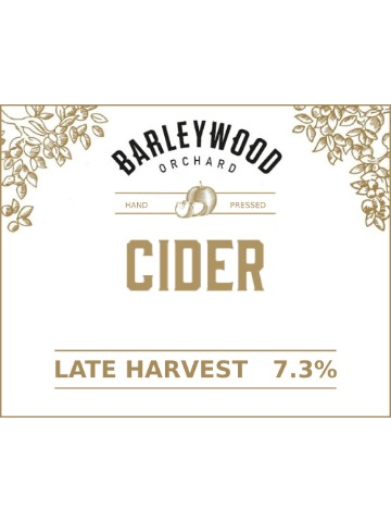 Pumpclip image for Barley Wood Orchard Late Harvest
