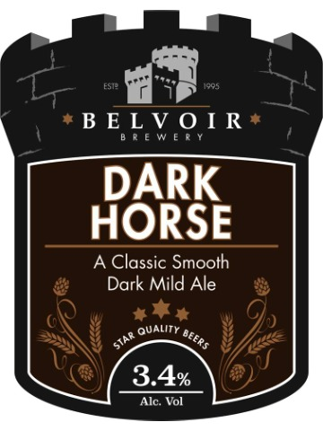 Pumpclip image for Belvoir Dark Horse