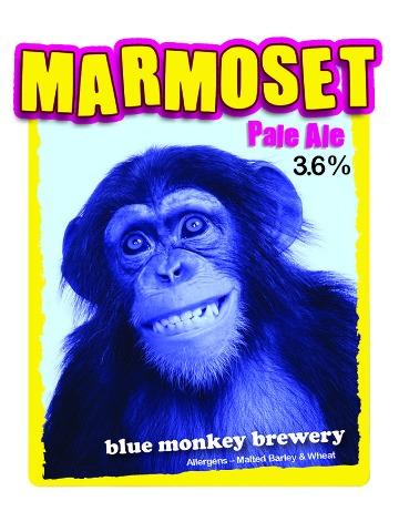 Pumpclip image for Blue Monkey Marmoset