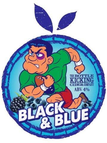 Pumpclip image for Bottle Kicking Black & Blue