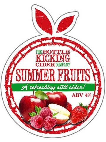 Pumpclip image for Bottle Kicking Summer Fruits