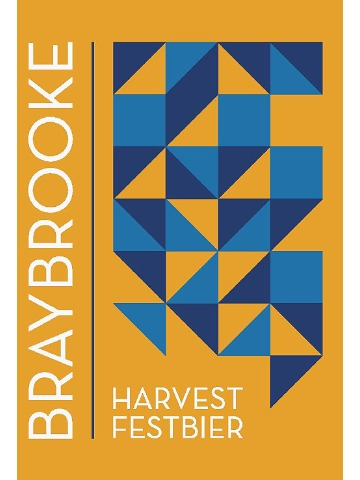 Pumpclip image for Braybrooke Harvest Festbier