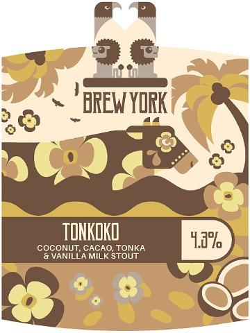 Pumpclip image for Brew York Tonkoko