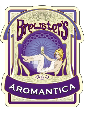 Pumpclip image for Brewsters Aromantica