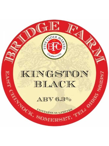 Pumpclip image for Bridge Farm Kingston Black