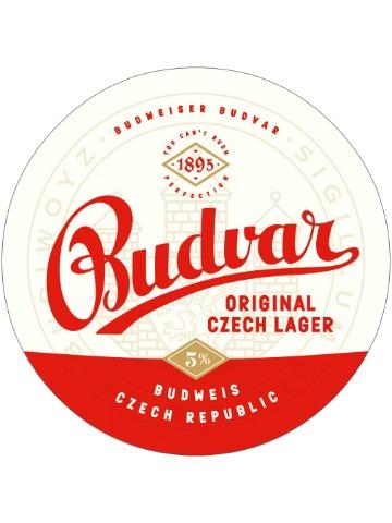 Pumpclip image for Budweiser Budvar Original