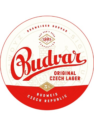 Pumpclip image for Budweiser Budvar Original