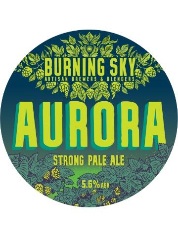 Burning Sky - Aurora
