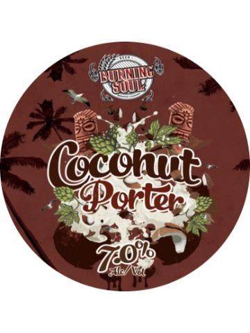 Burning Soul - Coconut Porter